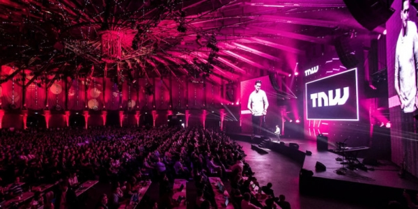 TNW Conference: Watch live now, wherever you are!