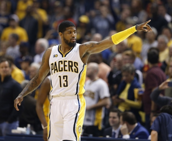 Lakers Rumors: Paul George Believes He Can Lift L.A. 'Out Of Darkness'