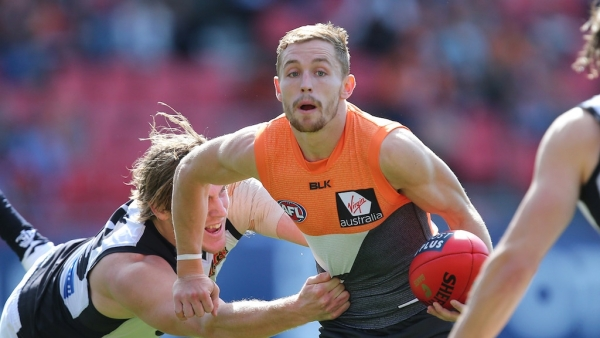 GWS Giants suffer another AFL injury blow