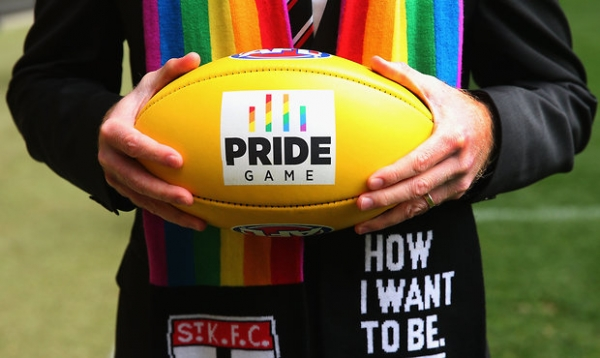 Saints recognised at LGBTI Inclusion Awards