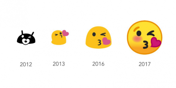 Google is redesigning its awful blob emoji for the new Android O