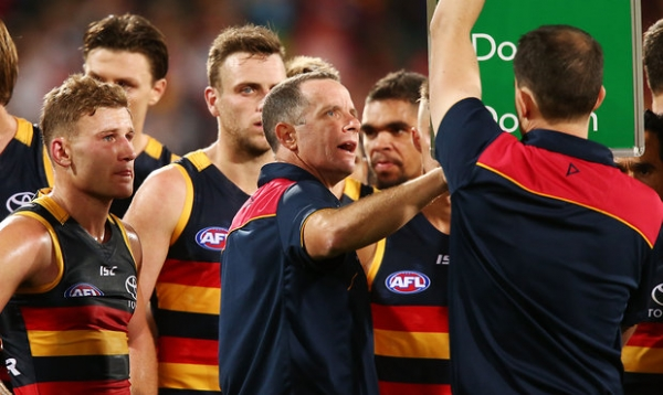 The Crows Show preview: Statistics