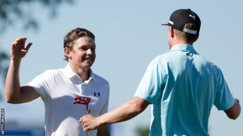 Classic of New Orleans: Jonas Blixt & Cameron Smith seal play-off