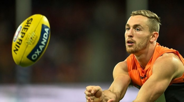 Giants lose another key player as forward goes down