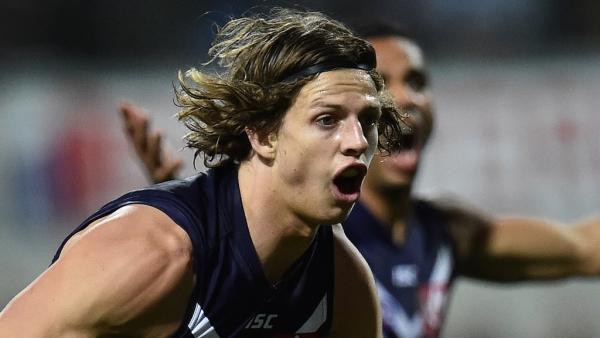 Dockers leap to Nat Fyfe's defence in AFL