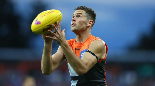 Giants duo in doubt for next week after training mishaps