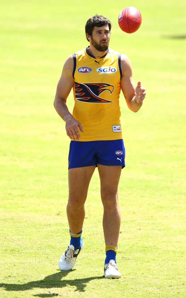 Kennedy no certainty to face Demons