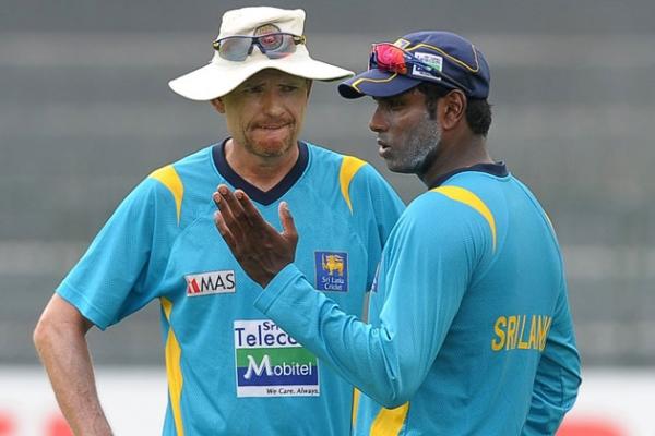 Graham Ford sees Bright Future of Sri Lankan Cricket