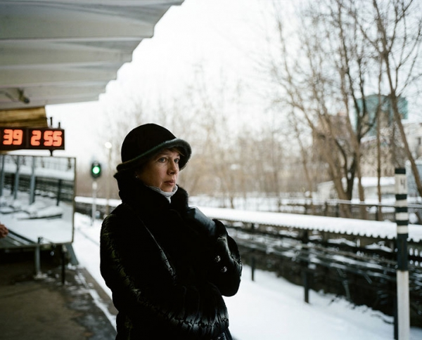 Photographer Tomer Ifrah captures Moscow's commuters