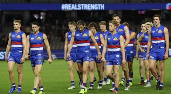 David Schwarz says infighting to blame for Bulldogs' woes