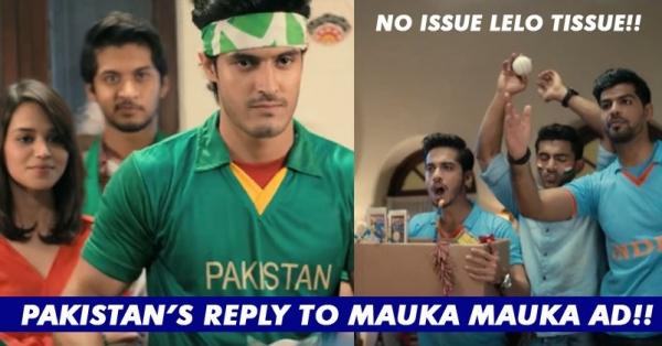 VIDEO: Pakistan's Reply To India's 'Mauka Mauka'