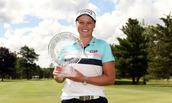 Brooke Henderson Grabs First 2017 Win at Meijer LPGA