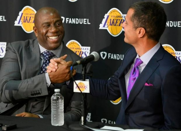 Lakers Draft Rumors: L.A. Trying To Acquire Another First-Round Pick