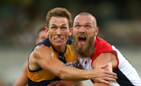 Demons to unleash Max Gawn on Eagles' makeshift rucks