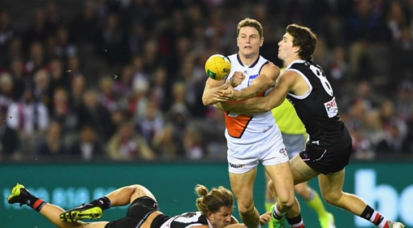 REPORTS: Four Victorian clubs circling GWS young gun