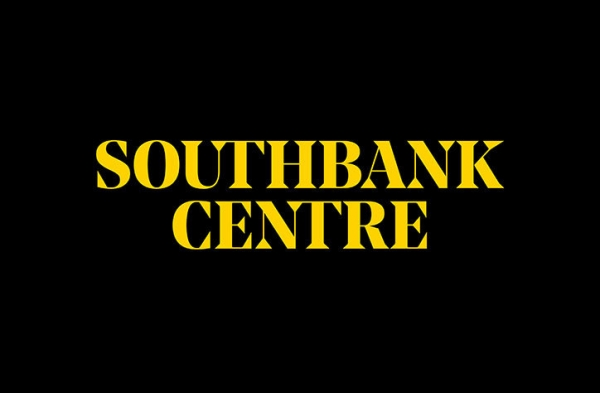 "Southbank Centre visual identity redesigned by North, to be a ""confident masthead"" for the institution"