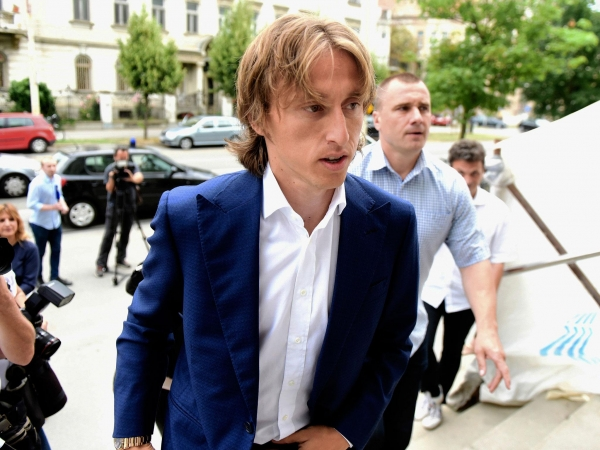 Real Madrid star Luka Modric under investigation for perjury and could face up to five years in prison