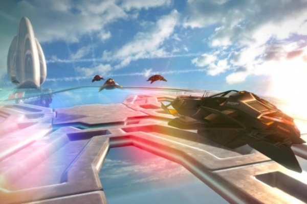 WipEout Omega Collection's soundtrack features The Chemical Brothers and The Prodigy.