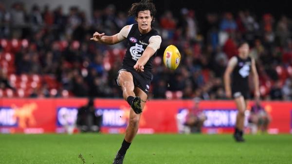 Silvagni fourth Blue to get AFL Rising nod