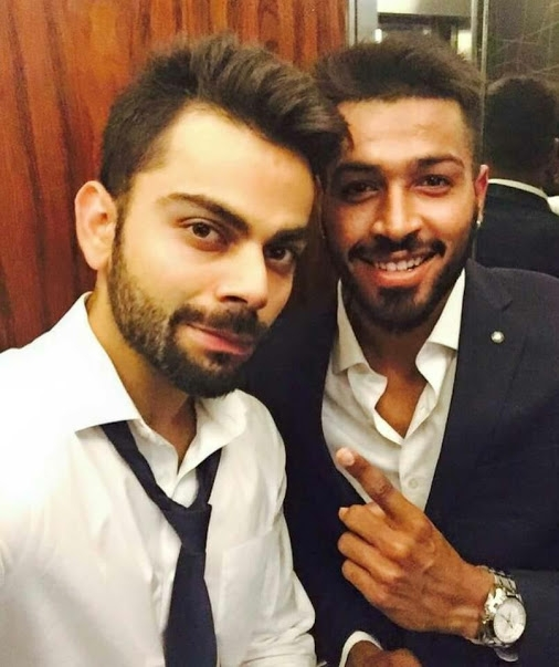 A Journalist Asked Virat Kohli About Hardik Pandya's Performance. And This Is How He Replied!