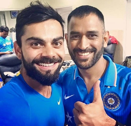 The Dhoni-Kohli Relationship
