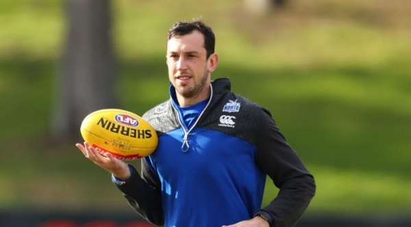 Goldstein wants to be a North Melbourne premiership player