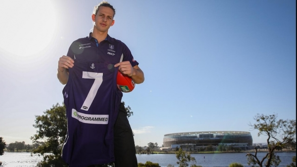 Fyfe keen for more time in skipper's role