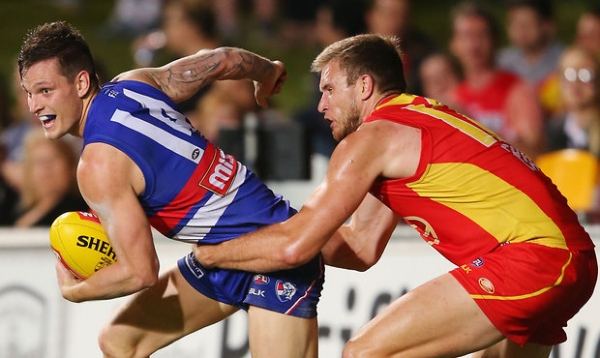 Match Information: Bulldogs v Gold Coast
