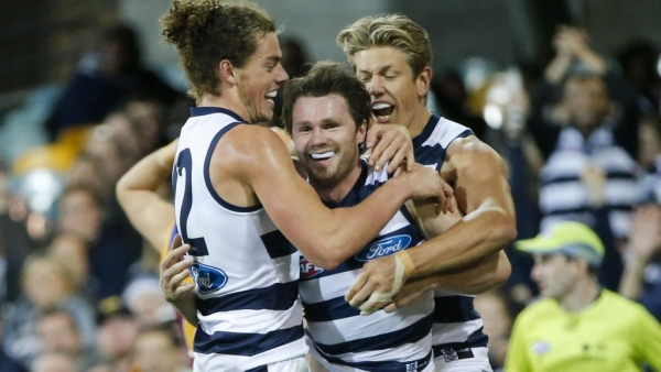 Cats hammer Lions by 85 points