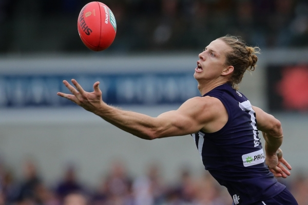 'No real thought was ever put in to moving' - Nat Fyfe explains his new deal with the Dockers