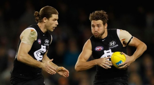 Blues make late change ahead of Dogs clash