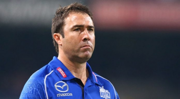 Scott: I'm fully committed to North Melbourne