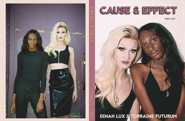 "Cause & Effect magazine is the new hub for ""unheard voices"" and ""unseen bodies"""