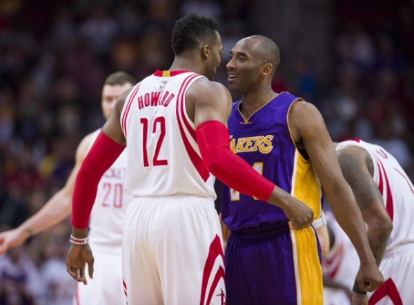 Lakers Rumors: Dwight Howard Claims Rift With Kobe Bryant Was Created By Media