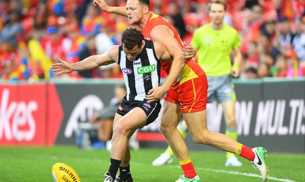 Gold Coast skipper left hamstrung again