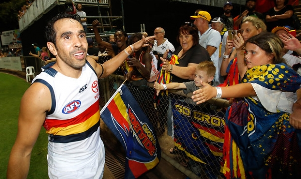 Crows plans come off in Darwin