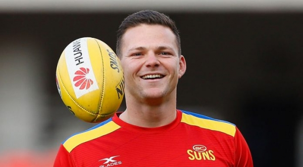 Gold Coast co-captain suffers hamstring injury