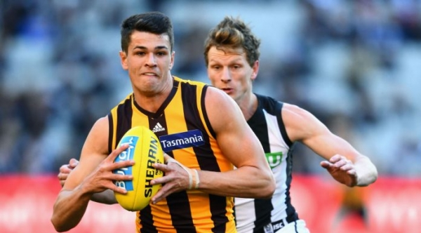Hawks young gun signs contract extension