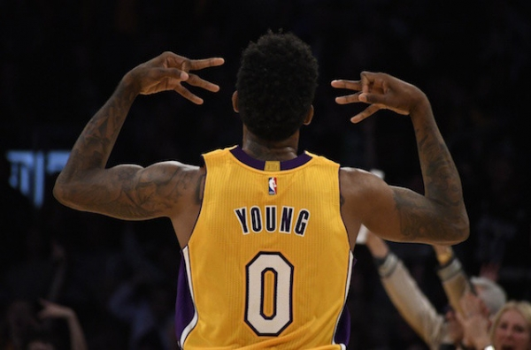 Nick Young: Kyle Kuzma Getting No. 0 Jersey 'Was A Giveaway' Lakers Weren't Interested