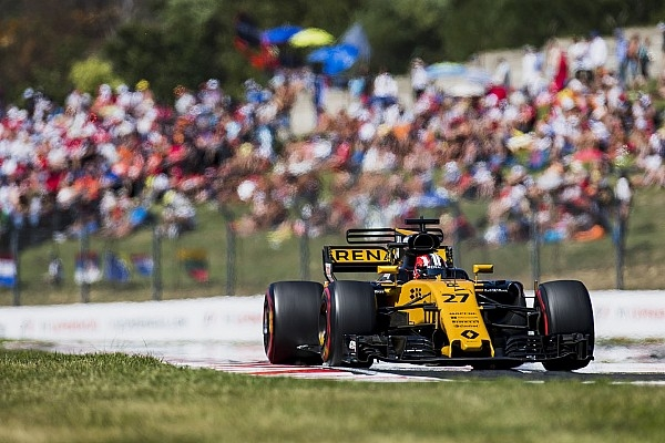 Hulkenberg: Strong 2017 form helped by regulation changes