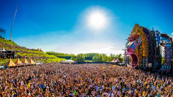 "Mysteryland 2017 hosts Red Cross' ""future of emergency aid"" tests"