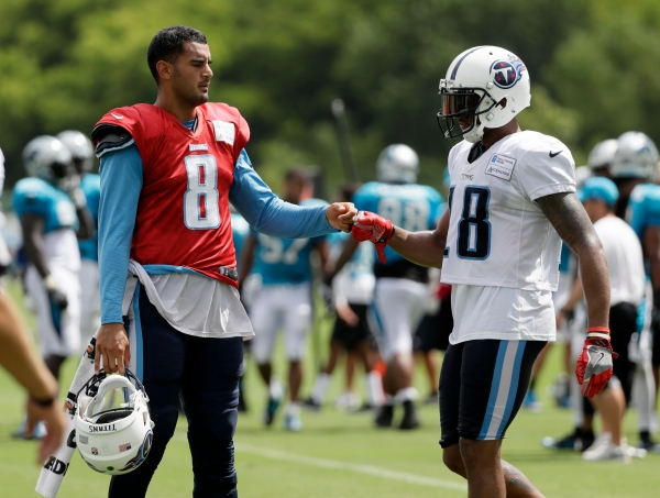 FANTASY PLAYS: Waiting on QB still best if youre starting 1