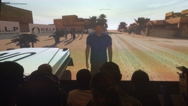 Sweden is using VR training simulations to help the military work with civilians