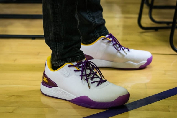 Lakers News: Lonzo Ball Will Be Wearing His Big Baller Brand Shoes In NBA 2K18
