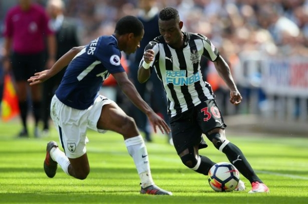 Newcastle and Tottenham new signings rated and slated: How Walker-Peters, Lejeune, Manquillo, Atsu and Merino fared on debut