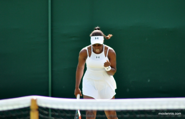 Friday's Set Points, WTA Toronto: Wozniacki beats the world #1, Stephens saves match points