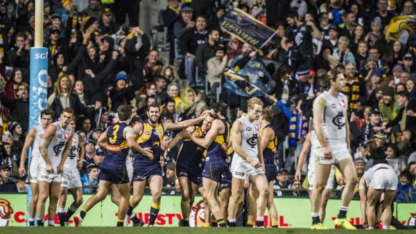 Eagles brace for their Everest in AFL run