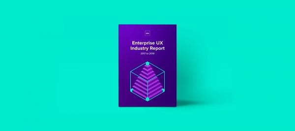 Enterprise UX Industry Report by UXPin