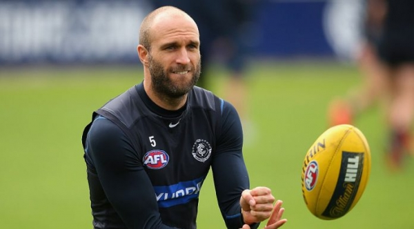 Gary Ablett Snr told Chris Judd not to go to Carlton