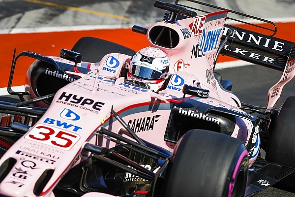 Hungary testing: Auer, Mazepin positive after top ten finish for Force India